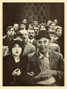Mabel Normand rediscovered, silent films lost, found and accidentally preserved