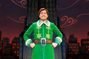 """Elf The Musical"" in Costa Mesa"