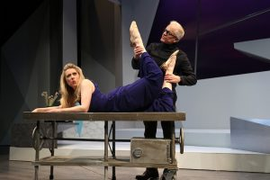 """""""Monster Builder"""" in Costa Mesa, """"Hanna's Suitcase"""" in Laguna, the problem with actors"""