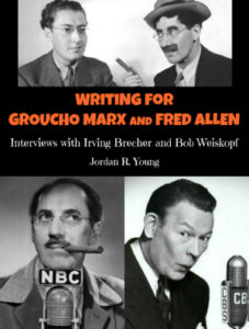 Writing for Groucho Marx and Fred Allen