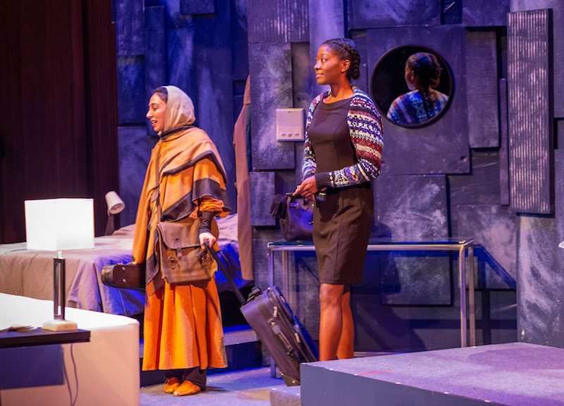 """""""Closely Related Keys"""" in Long Beach, Playwrights Festival in Brea"""